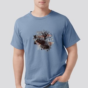 Birds Flying From The Tr Mens Comfort Colors Shirt