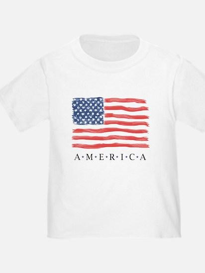American Flag T