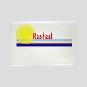 Rashad Rectangle Magnet
