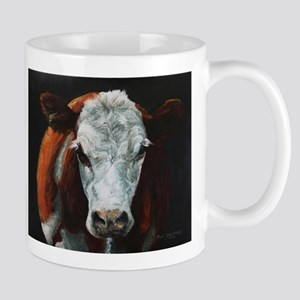 Hereford Cattle Mug