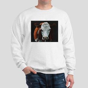 Hereford Cattle Sweatshirt