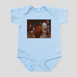 Heifer Class - Hereford Infant Bodysuit