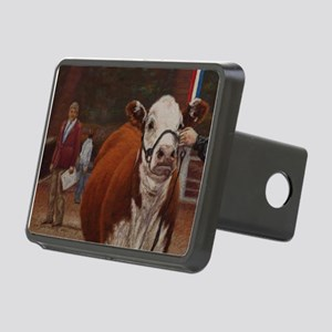 Heifer Class - Hereford Rectangular Hitch Cover