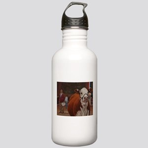 Heifer Class - Hereford Stainless Water Bottle 1.0
