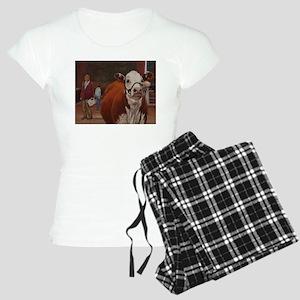 Heifer Class - Hereford Women's Light Pajamas