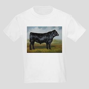 Black Angus Kids Light T-Shirt