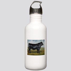 Black Angus Stainless Water Bottle 1.0L