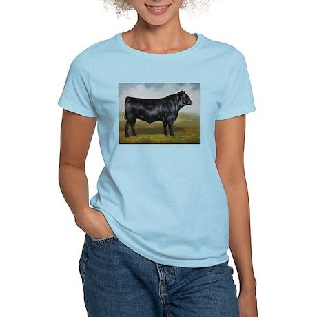 Black Angus Women's Light T-Shirt