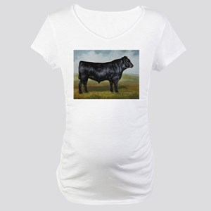 Black Angus Maternity T-Shirt