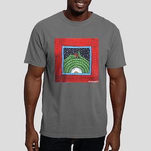 snake tile Mens Comfort Colors Shirt