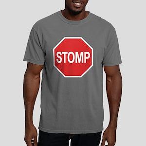 stomp-sign-T Mens Comfort Colors Shirt