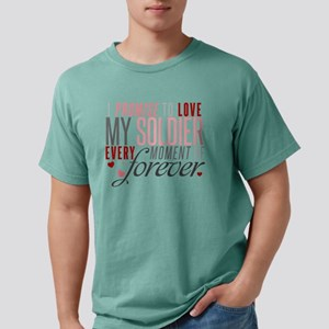 I Promise to Love my Sol Mens Comfort Colors Shirt