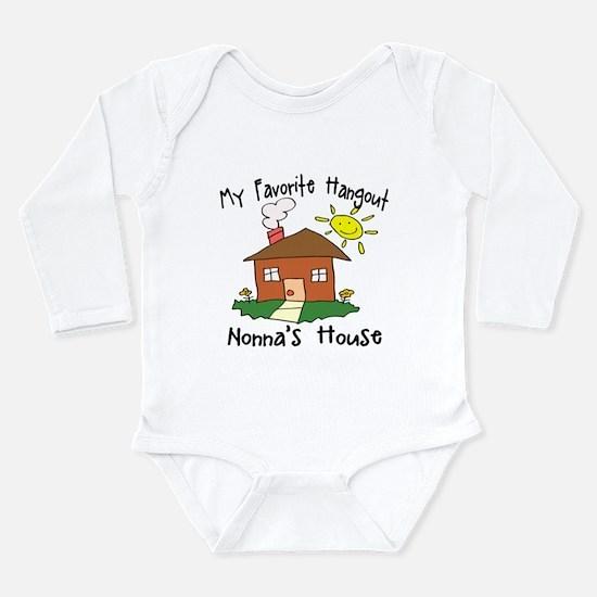 Favorite Hangout Nonna's House Baby/Toddler bodysu