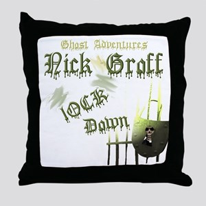 Nick Groff 2 Throw Pillow