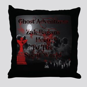 Zak 2 Throw Pillow