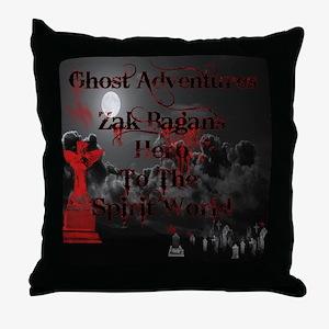 Zak 2.png Throw Pillow