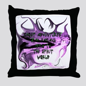 Zak Bagans Hero4 Throw Pillow