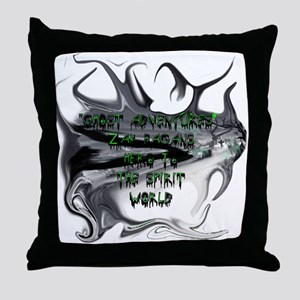 Zak Bagans Hero2 Throw Pillow