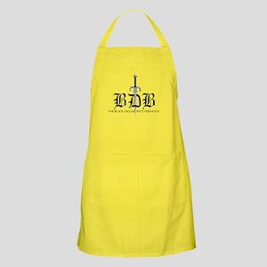Bdb Dagger Logo Light Apron