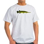 Longnosed Gar Light T-Shirt