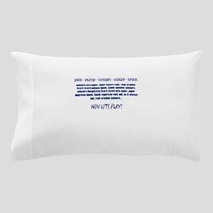 Big Bang Lets Play! Pillow Case