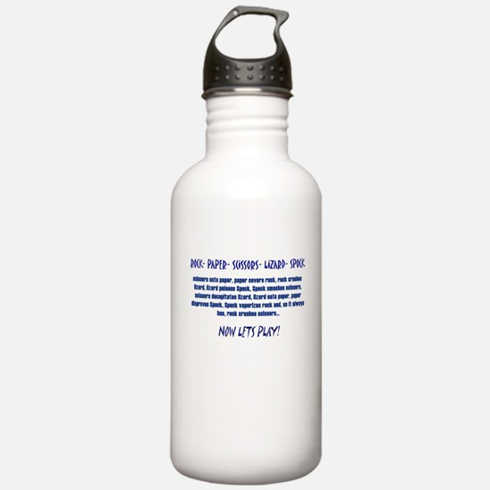 Big Bang Lets Play! Sports Water Bottle