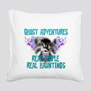 Ghost Adventures Whitewings T-Shirt Square Can