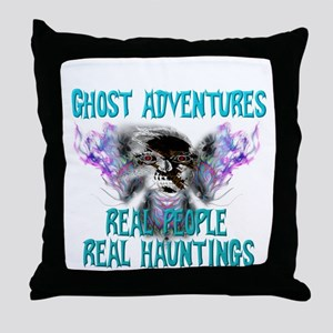 Ghost Adventures Whitewings T-Shirt Throw Pill