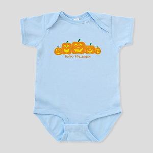 Happy Pumpkins Infant Bodysuit