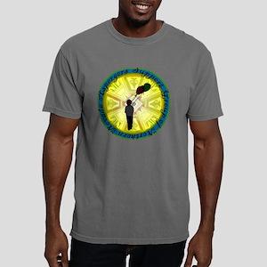 ASGONN Logo Mens Comfort Colors Shirt