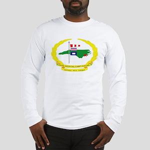 Naval Hospital Camp Lejeune Long Sleeve T-Shirt