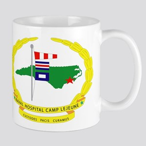 Naval Hospital Camp Lejeune Mug