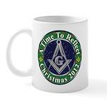 Christmas 2012 Mug