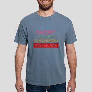 NotShortAwesome1H Mens Comfort Colors Shirt