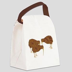 Kiwis Canvas Lunch Bag