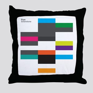Solarstone 'Pure' Cover Art Throw Pillow