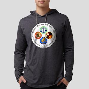 IfYouLikeLaw2 Mens Hooded Shirt