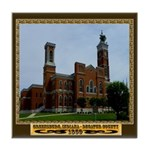 Greensburg Indiana Tile Coaster