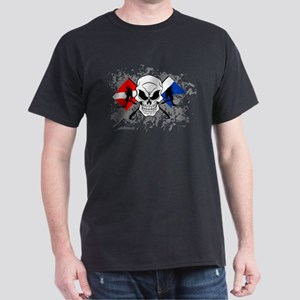 2 DIVE FLAGS T-Shirt