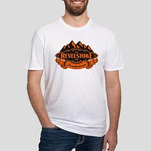 Revelstoke Mountain Emblem Fitted T-Shirt