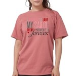 I Promise to love my S Womens Comfort Colors Shirt