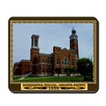 Greensburg Indiana Mousepad
