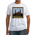 Greensburg Indiana Fitted T-Shirt
