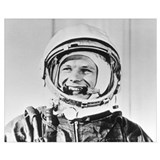 Gagarin Wrapped Canvas Art