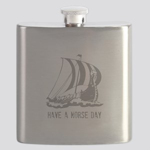 Have a norse day Flask