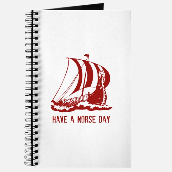 Have a norse day Journal