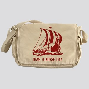 Have a norse day Messenger Bag