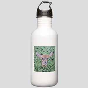 """""""Chili Peppers"""" Stainless Water Bottle 1.0L"""