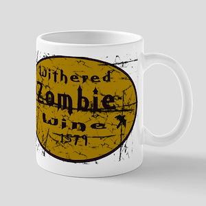 2-Withered Zombie Wine Mug