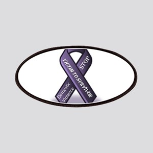 Domestic Violence Victim to Suvivor Patches